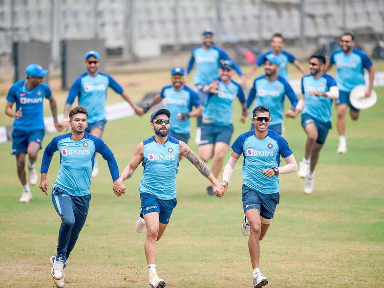 Indian cricket team, Team India