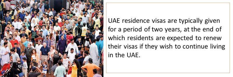 Renewing your UAE visa 1