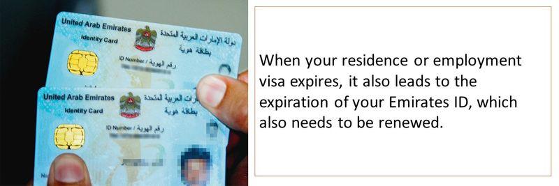 Renewing your UAE visa 2
