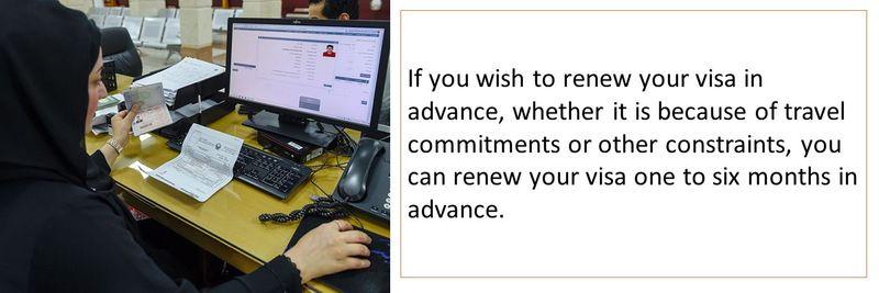 Renewing your UAE visa 3