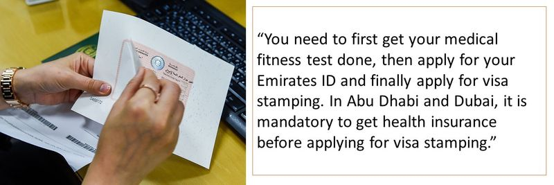 Renewing your UAE visa 7