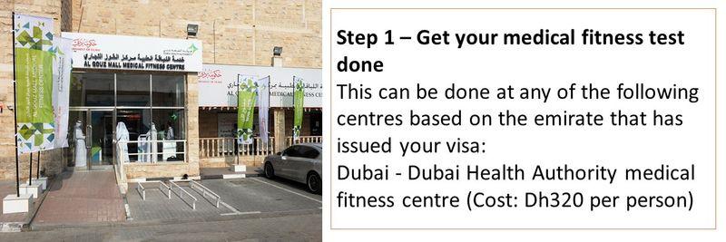 Renewing your UAE visa 8