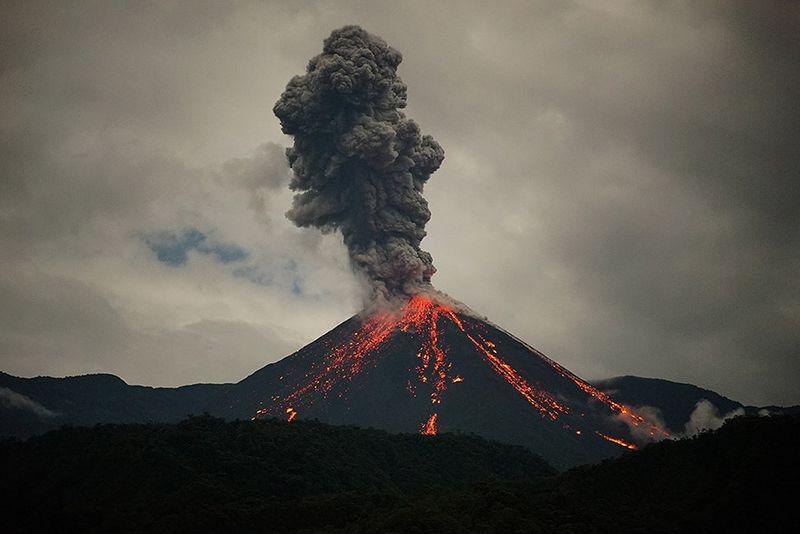 Reventador (Ecuador)