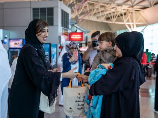 Passengers At Sharjah Airport Get Free Books With Coffee Uae Gulf News