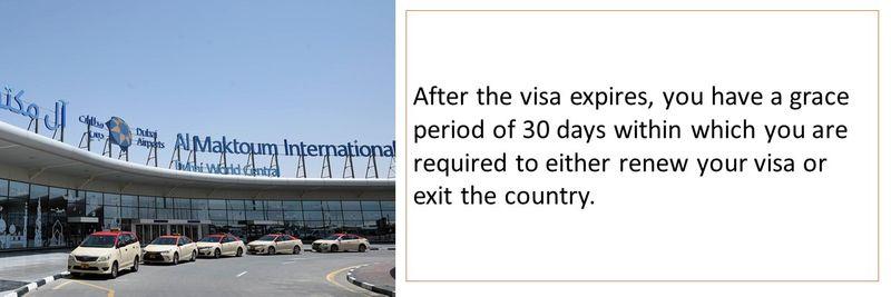 UAE visa validity 13