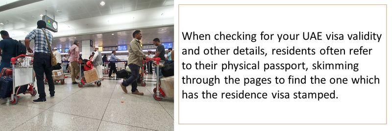 UAE visa validity 2
