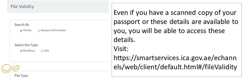 UAE visa validity 6