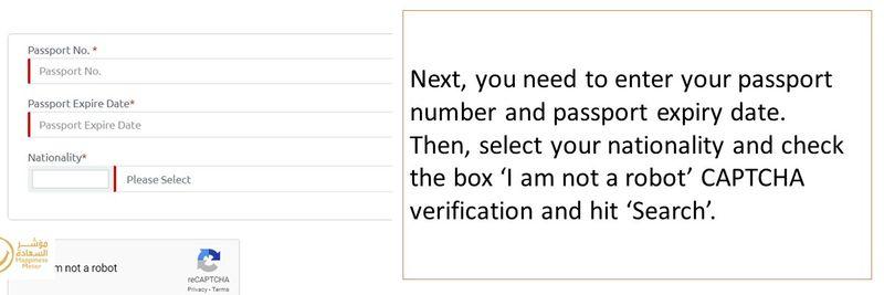 UAE visa validity 8