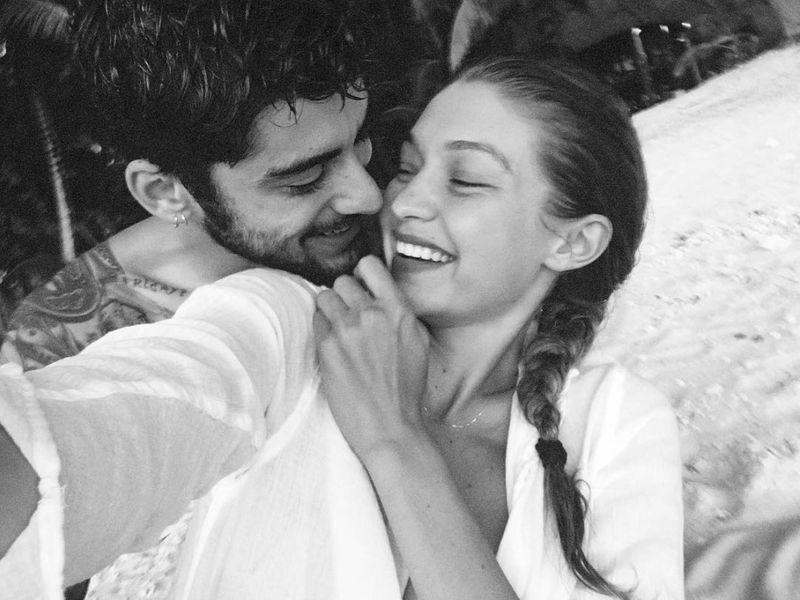 Model Gigi Hadid reveals name of her and Zayn Malik's daughter