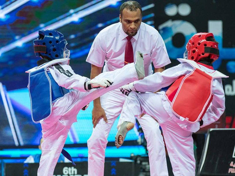 Fujairah taekwondo