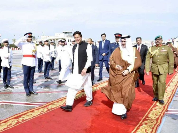 Imran in Bahrain