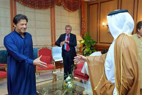 Imran in Qatar