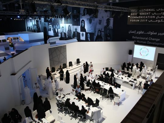 Sharjah forum to focus on four main trends this year