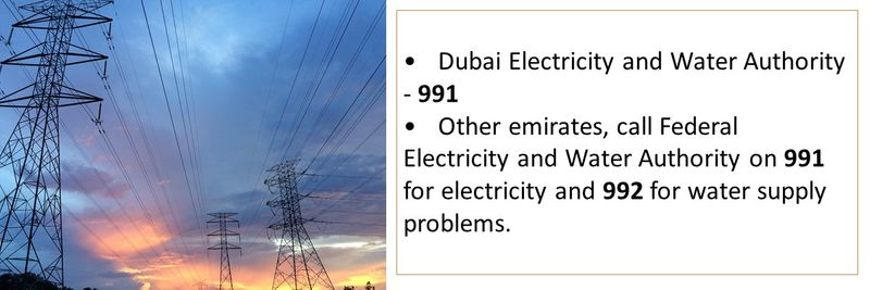 UAE storm safety 40