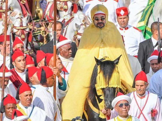20200115_King Mohammed VI