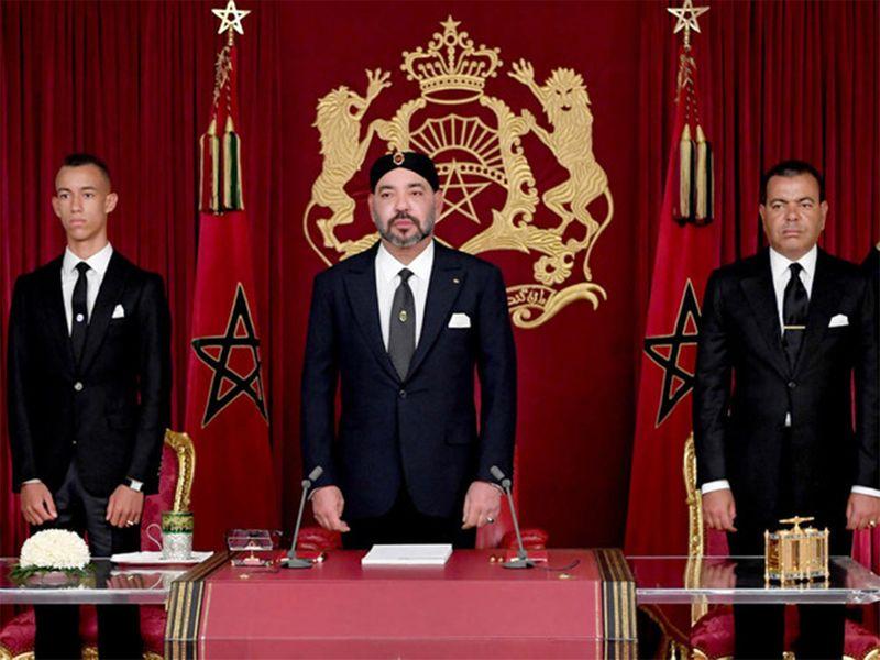 20200115_Morocco King Mohammed VI