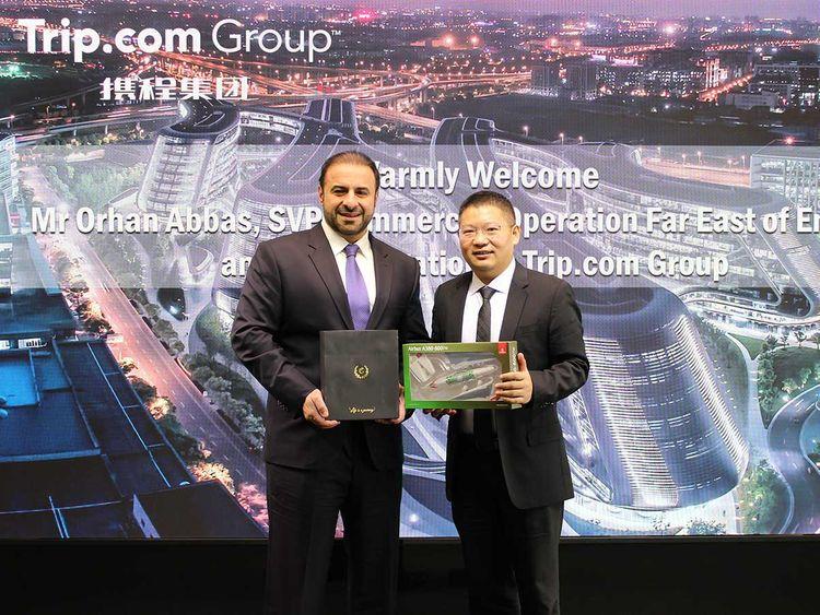 Emirates China MoU