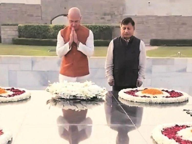 Jeff Bezos India