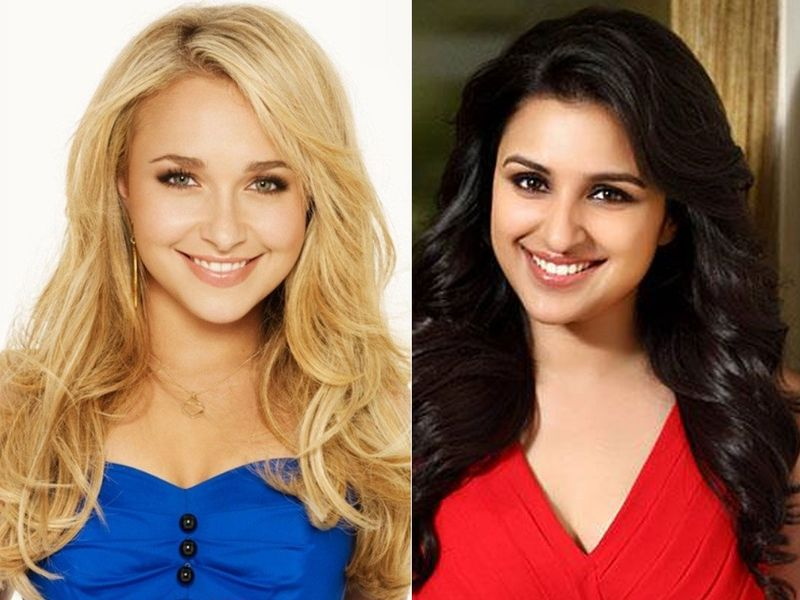 Parineeti Chopra – Hayden Panettiere