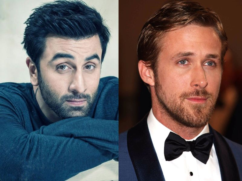 Ranbir Kapoor and Ryan Gosling