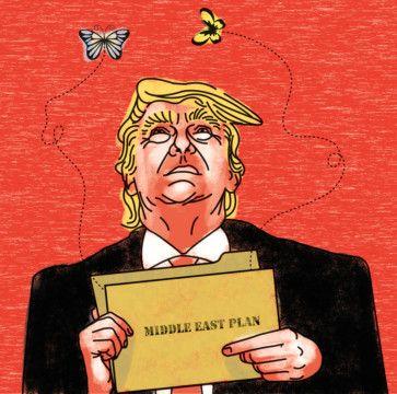 Trump Middle esat plan-1579086573428