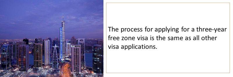 three year visa 13