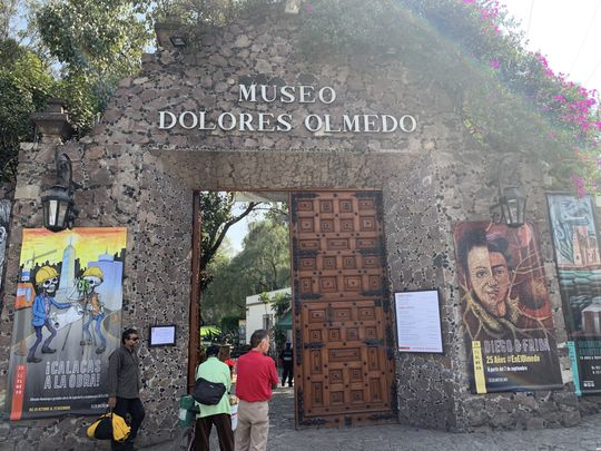 Dolores Olmedo Museum1 Irish-1579178295664
