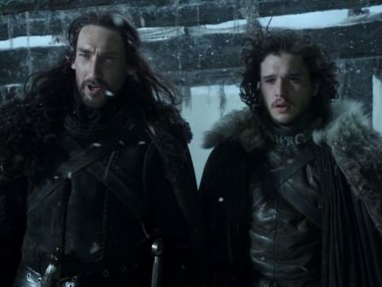 Game of Thrones' actors join 'Lord of the Rings' cast