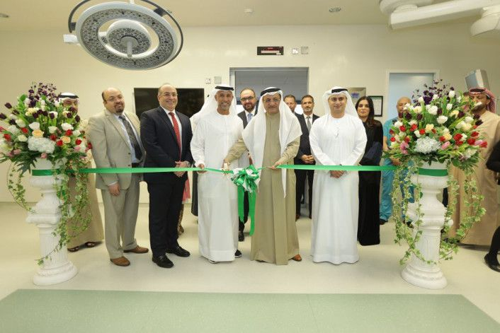 NAT 200116 American Hospital Dubai launches region's premiere first robotic surgery services-1579164777844