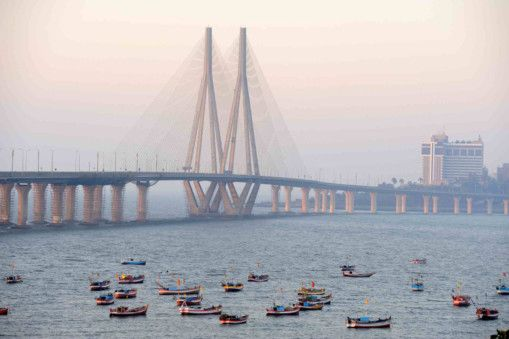 WKR Bandra-Worli sealink in Mumbai-1579183035405