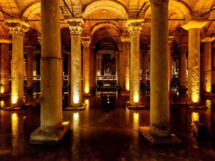 WKR Basilica Cistern in Istanbul-1579183039235