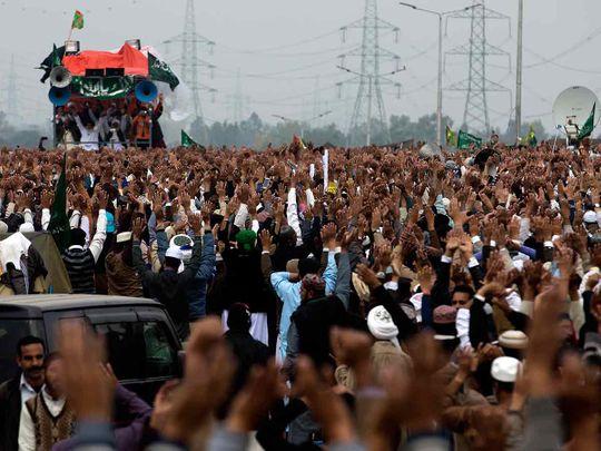 Pakistan hardliners