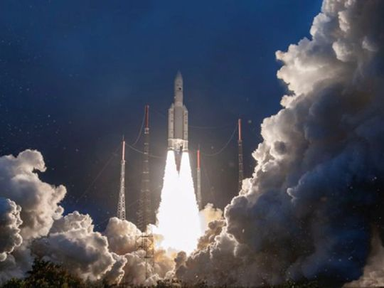 Indian Space Research Organisation GSAT 30