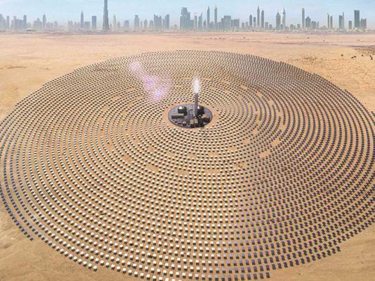 200118 dubai solar park