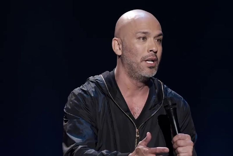 US comedian and Netflix star Jo Koy
