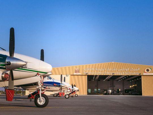 NCM has a hangar in Al Ain with four aircraft