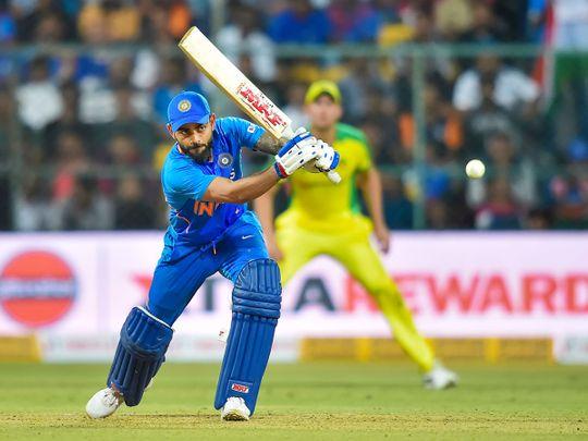 Bengaluru ODI: Virat Kohli becomes fastest to score 5000 runs as ODI skipper | Cricket – Gulf News