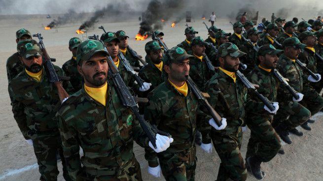 OPN Iranian militia in Iraq-1579520420296