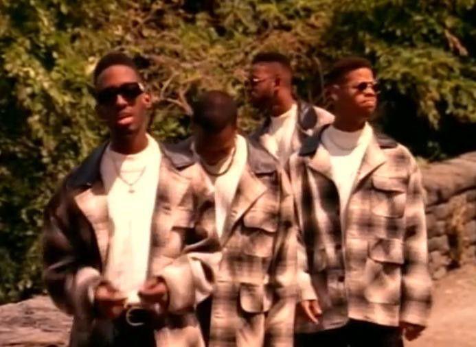 TAB Boyz II Men – End of the Road-1579516858376