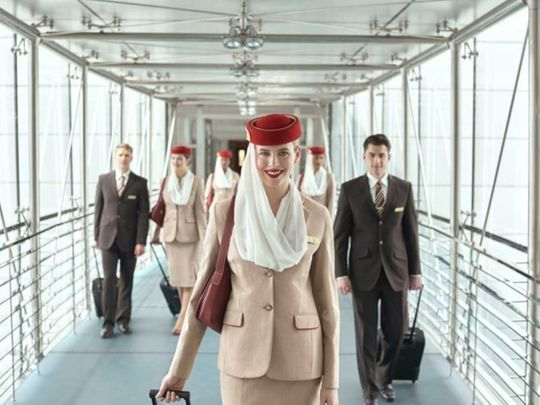 Dream Job Emirates Is Looking For Cabin Crew In The Uae Uae Gulf News