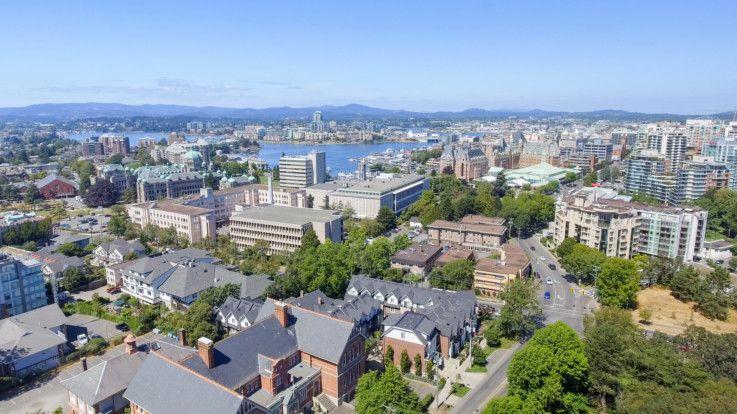 Victoria skyline, Vancouver Island-1579591526050