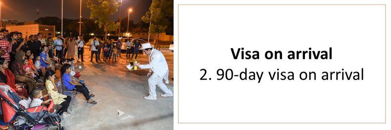 Visa on arrival to the UAE 10