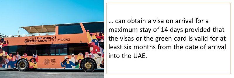 Visa on arrival to the UAE 19