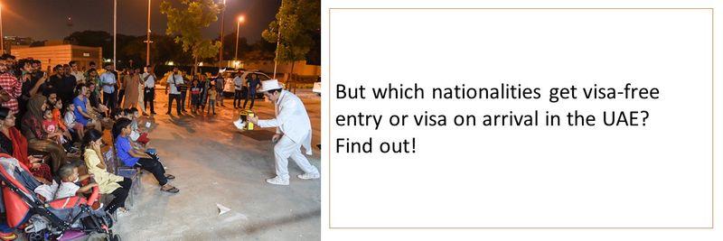 Visa on arrival to the UAE 3