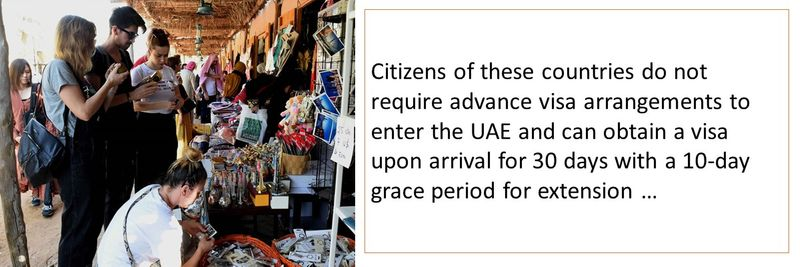 Visa on arrival to the UAE 7