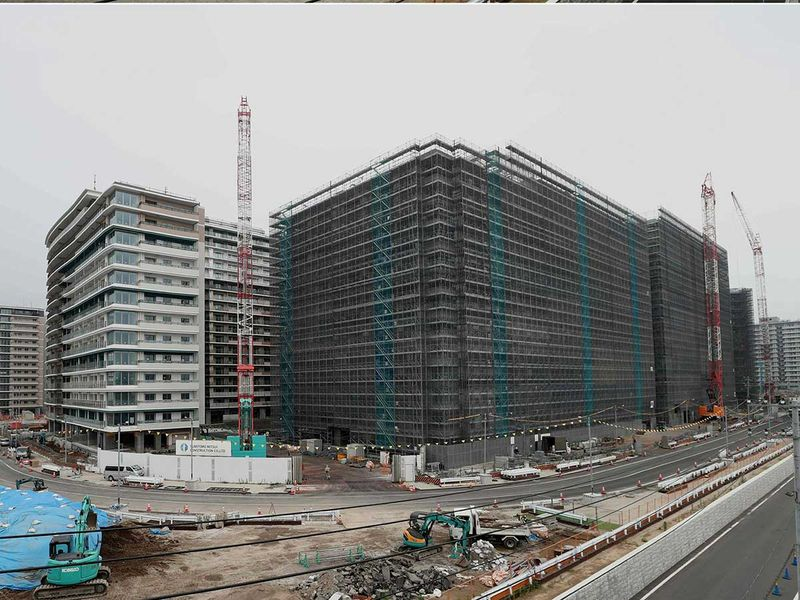 200122 Olympic Village