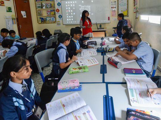 Dubai school enrolments go up by 2.1 per cent, says new report