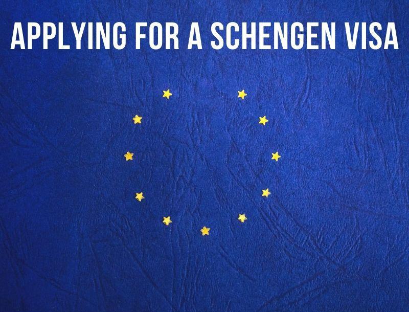 Schengen US visa 1
