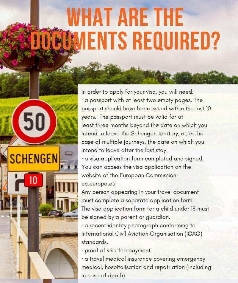 Schengen US visa 8
