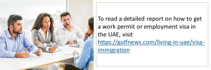 Working in the UAE 4